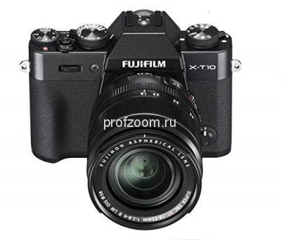 Fuji FinePix X-T10 kit 16-50