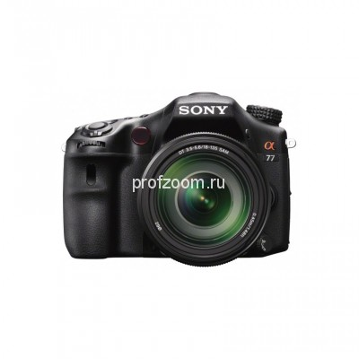 Sony Alpha SLT-A77 Kit 18-135