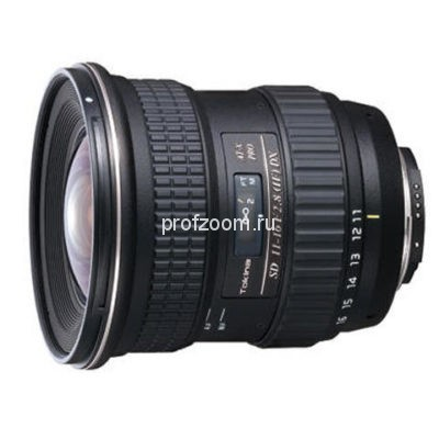 Tokina AF 11-16mm f/2.8 AT-X PRO DX Canon