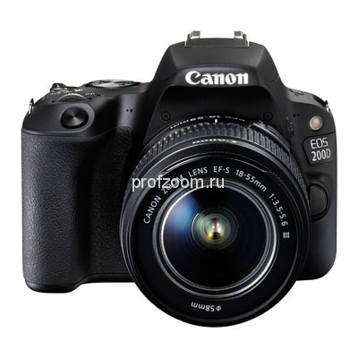 Canon EOS 200D Kit 18-55DC III (РСТ)