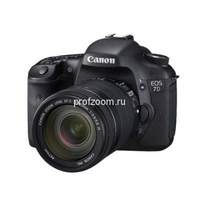 Canon EOS 7D kit 18-135 is