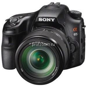 Sony Alpha SLT-A65 Kit 18-135