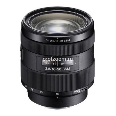 Sony SAL-1650 16-50mm F2.8